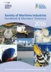 Tony Team Link with Society Of maritime Industries